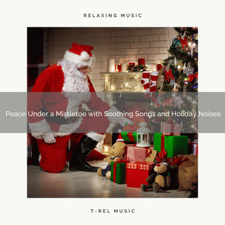 Peace Under A Mistletoe With Soothing Songs And Holiday Noises