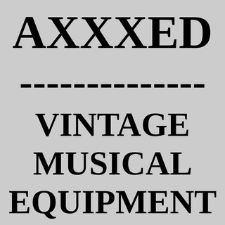 Vintage Musical Equipment