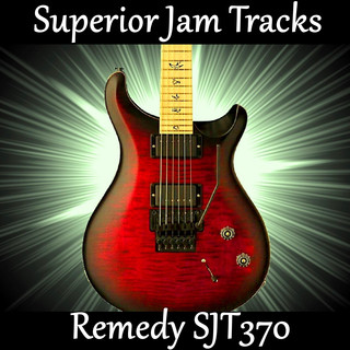 Remedy Cinematic Rock Ballad Guitar Backing Track In A Minor