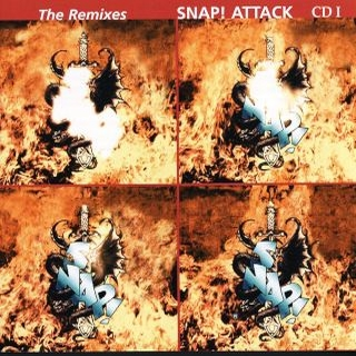 Attack - The Remixes Part 1