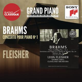 Brahms:Concerto 1 - Fleisher