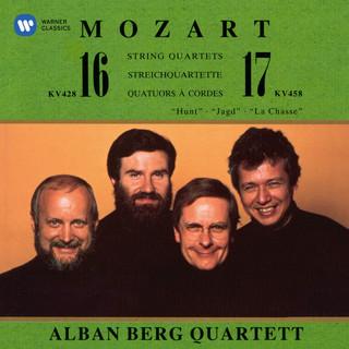 Mozart:String Quartets Nos. 16 & 17