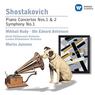 Shostakovich:Concerto For Piano, Trumpet, Strings / Piano Concerto No.2 / Symphony No.1