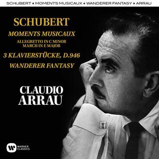 Schubert:Moments Musicaux, Klavierstücke, Wandererfantasie