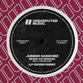 Music So Special (Feat. Lee Wilson) (LP Giobbi Remix)