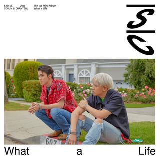 首張迷你專輯 『What a life 』