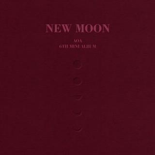 6th Mini Album NEW MOON (第6張迷你專輯 NEW MOON)