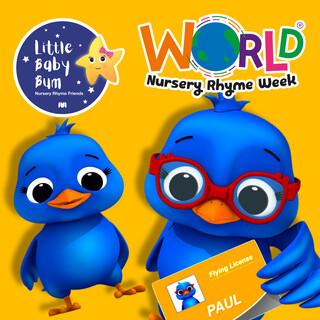 World Nursery Rhyme Week - Two Little Dickie Birds