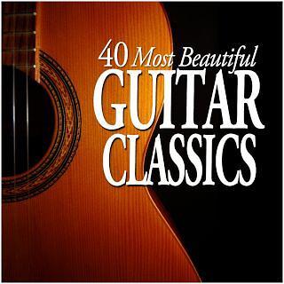40 Most Beautiful Guitar Classics