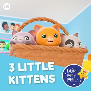 3 Little Kittens (Meow, Meow)