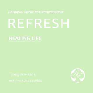 HandPan Music 432Hz for Refreshment with Nature Sounds (癒しの楽器 ハンドパンでリフレッシュ 432Hz (自然音入り))