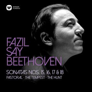 Beethoven:Piano Sonatas Nos 15,