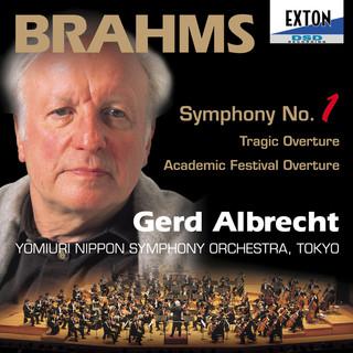 ブラームス: 交響曲第 1番、悲劇的序曲、大学祝典序曲