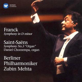 Franck:Symphony - Saint - Saëns:Symphony No. 3 With Organ