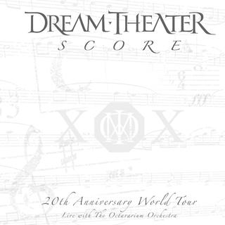 20周年紀念世界巡演唱會實況 (Score:20th Anniversary World Tour Live With The Octavarium Orchestra)