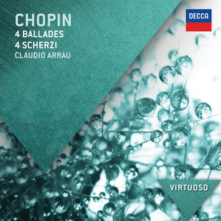 Chopin:4 Ballades; 4 Scherzi