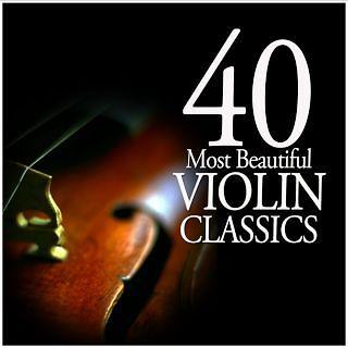 40 Most Beautiful Violin Classics