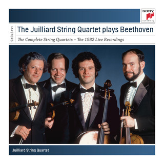 Beethoven:The Complete String Quartets