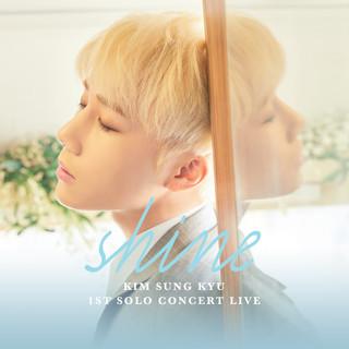 KIM SUNG KYU 1st Solo Concert Live <Shine>