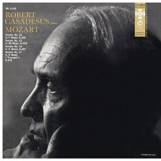 Mozart:Piano Sonatas Nos. 12, 13, 14 & 18