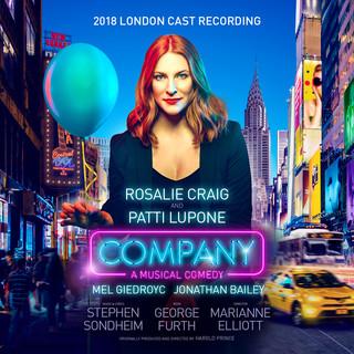 Company (2018 London Cast Recording) (夥伴們2018倫敦卡司錄音版)