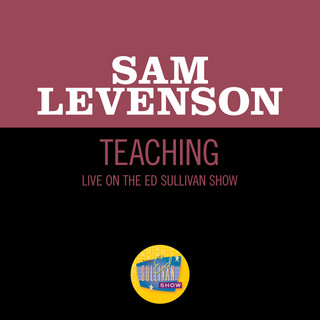 Teaching (Live On The Ed Sullivan Show, November 13, 1960)