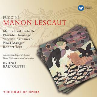 Puccini:Manon Lescaut