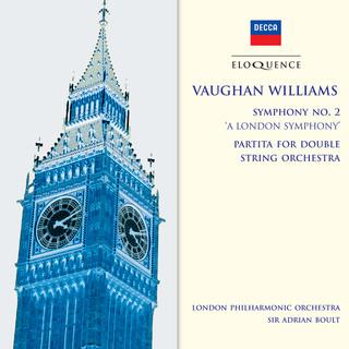 Vaughan Williams:Symphony No.2 -