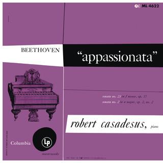 Beethoven:Piano Sonatas Nos. 2 & No. 23