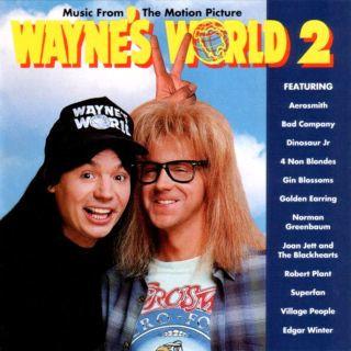 反斗智多星 2 電影原聲帶 (Wayne's World 2)
