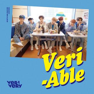 VERIVERY 2nd Mini Album (VERI - ABLE)