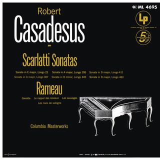 Scarlatti:Sonatas - Reameau:Gavotte Es Six Doubles & Les Niais De Sologne