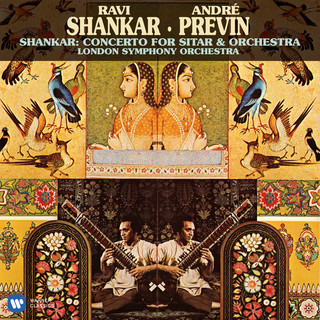 Shankar:Concerto For Sitar And Orchestra No. 1