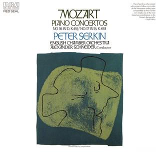 Mozart:Piano Concertos Nos. 16 & 17