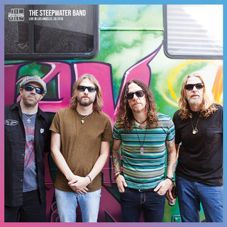 Jam In The Van - The Steepwater Band (Live Session, Los Angeles, CA, 2016)
