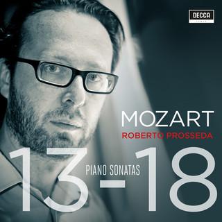 Mozart:Piano Sonatas Nos. 13 - 18