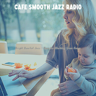 Bright Quartet Jazz - Bgm For Working From Home