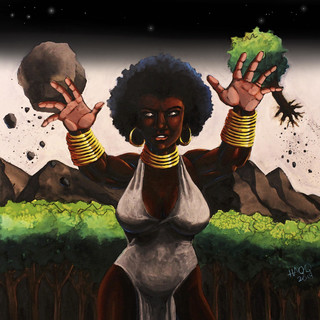 CHAPTER I:THE BLACK GODDESS (A ? OR)