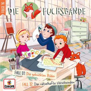 016 / Fall 31:Die Geknickten Bilder / Fall 32:Das Rätselhafte Verschwinden
