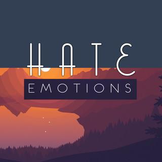 Hate Emotion