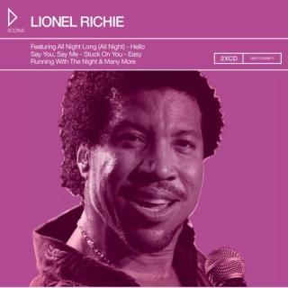 經典人物 - 2CD 精選 (Icons:Lionel Richie And The Commordores)