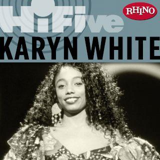 Rhino Hi - Five:Karyn White