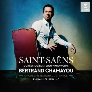 Saint - Saëns:Piano Concertos Nos 2, 5 & Piano Works