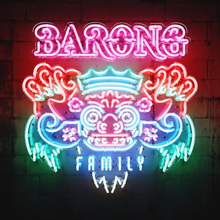 Yellow Claw Presents:The Barong Family Album
