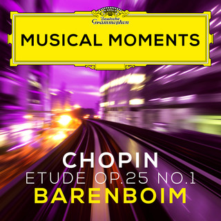 Chopin:Études, Op. 25:No. 1 In A Flat Major (Musical Moments)