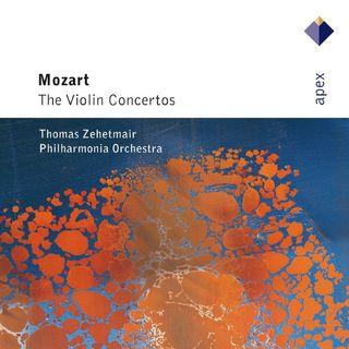 Mozart:Violin Concertos Nos. 1 - 6