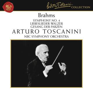 Brahms:Symphony No. 4 In E Minor, Op. 98, Liebeslieder - Walzer, Op. 52 & Gesang Der Parzen, Op. 89