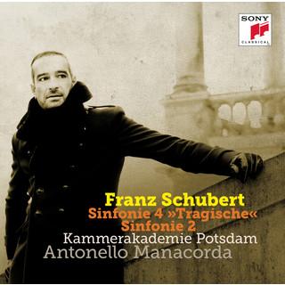 Schubert:Symphonies Nos. 2 & 4
