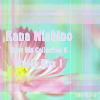 Kana Nishino Best Hit Collection 5 Mu Sic Box 1