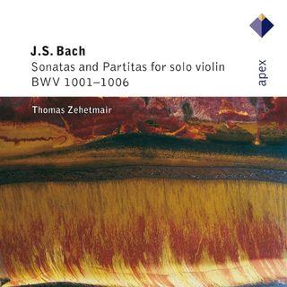 Bach , JS:Solo Violin Sonatas Nos 1 - 3 & Partitas Nos. 1 - 3 (Complete)
